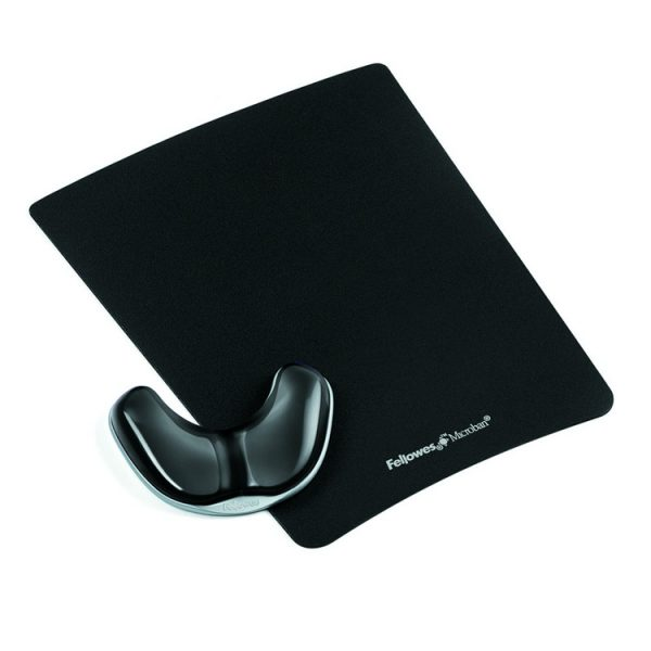 Health-V Crystal Gliding Palm Support/Mouse Pad