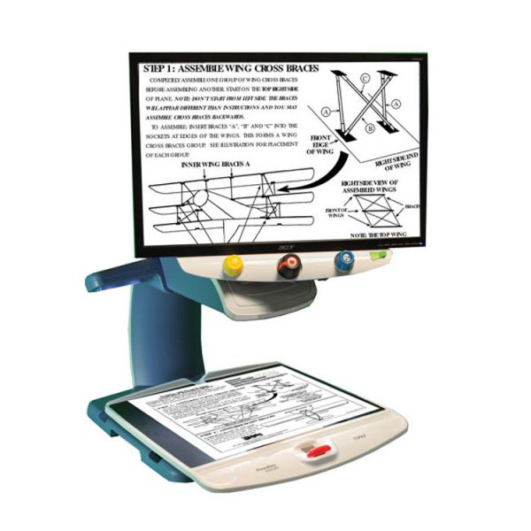 Topaz XL HD Desktop Magnifier