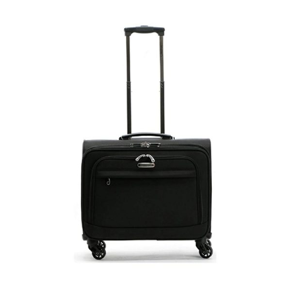 "4-Wheeled Roller Case (for laptops up to 18"")"