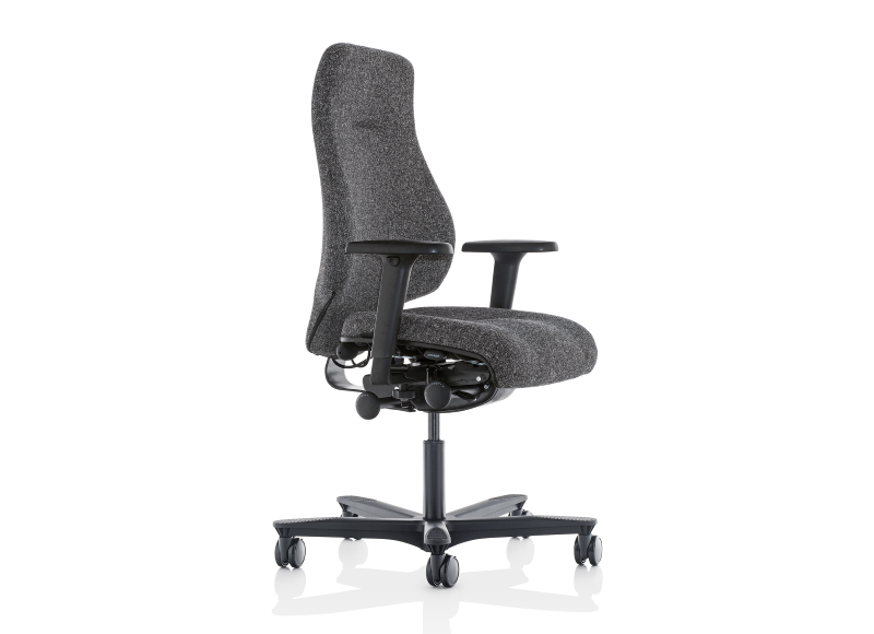 Spira Plus High Back Chair with Arms