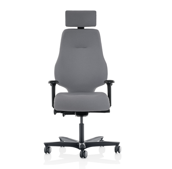 Spira Plus High Back Chair with Headrest