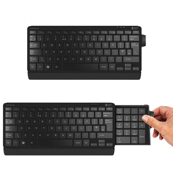 Numberslide Keyboard
