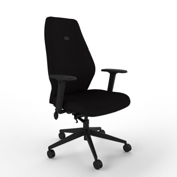 mi-ergo M200 High Back Chair with Multifunction Arms