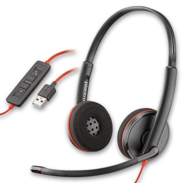 Blackwire 3220 Headset